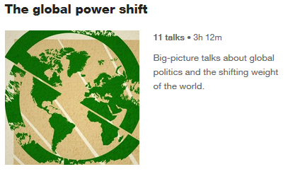The global power shift