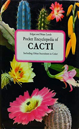 Pocket Encyclopedia of Cacti in Color