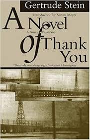 A Novel of Thank You