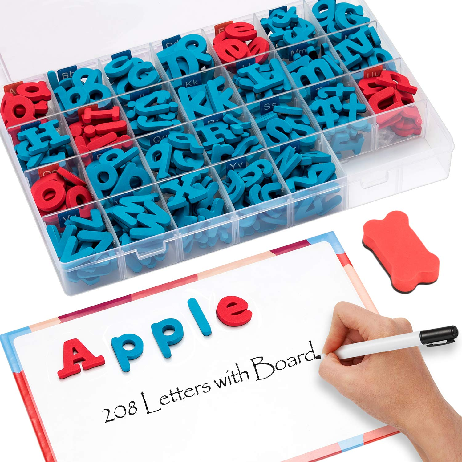 Magnetic Letters Kit