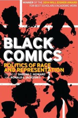 Midcat link for Black Comics: Politics of Race and Representation