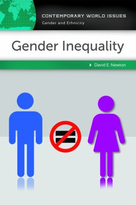 image and link to Gender inequality : a reference handbook