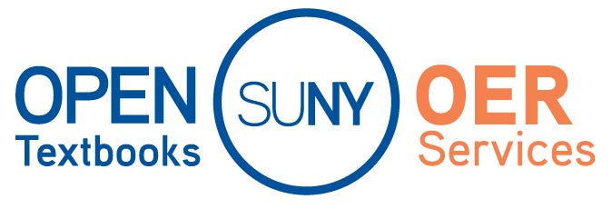 SUNY Open Textbooks OER Services