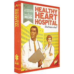 Cover of Healthy Heart Hospital