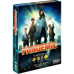 Cover of Pandemicl