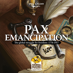 Pax Emancipation Cover