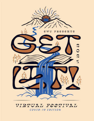 poster for Get Lit! 2021 Virtual Festival