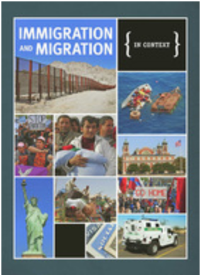 book cover for Immigration & Migration