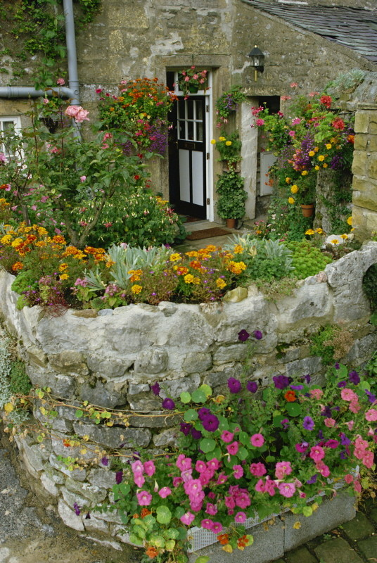 Detail of cottage and garden, Yorkshire, England, United Kingdom, Europe. Photography. Britannica ImageQuest, Encyclopædia Britannica, 25 May 2016. quest.eb.com/search/151_2559722/1/151_2559722/cite. Accessed 26 Feb 2021.