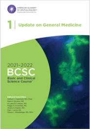 Cover image for 2021-2022 Basic and Clinical Science Course
