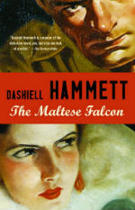 The Maltese Falcon book jacket
