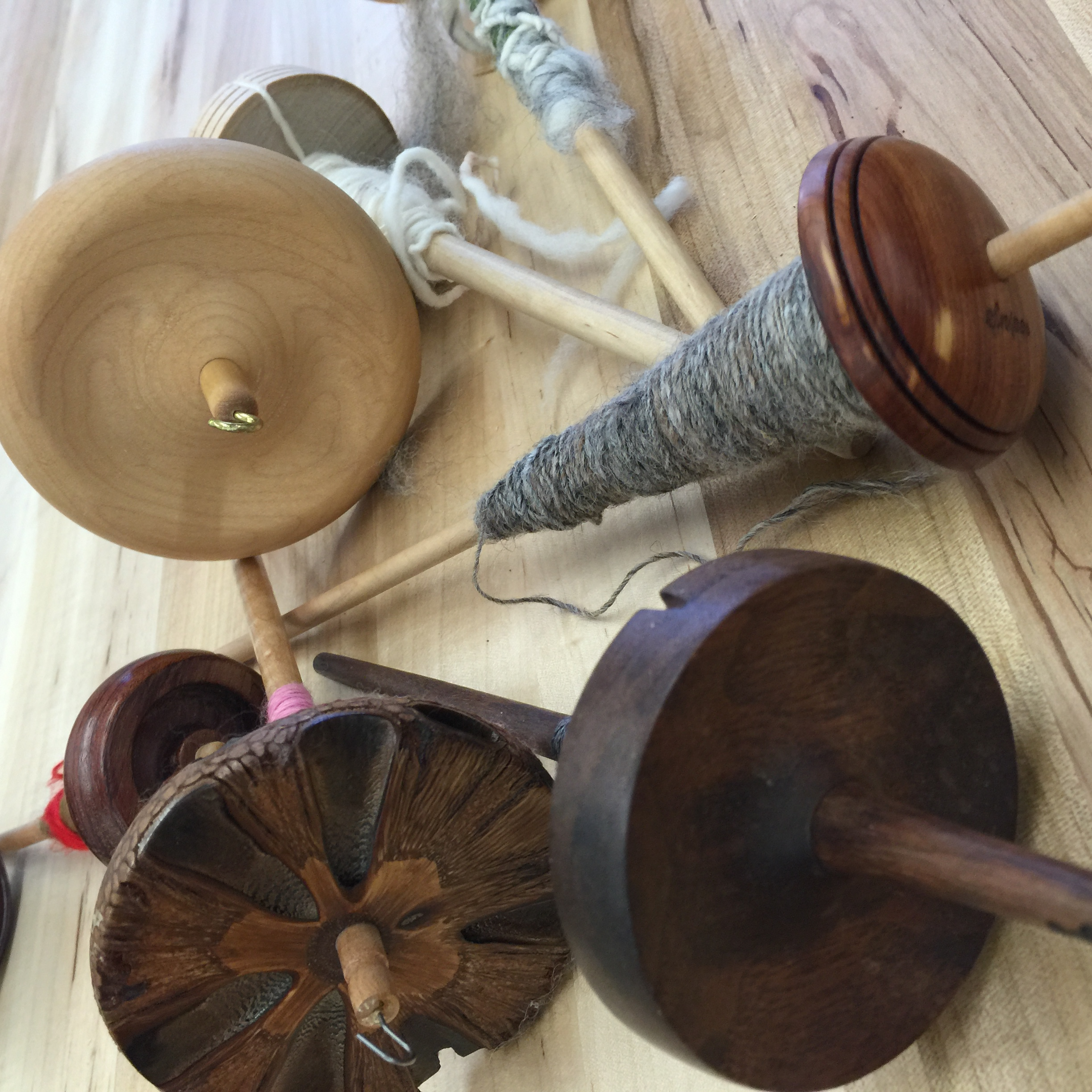 Intro to Spinning Wool