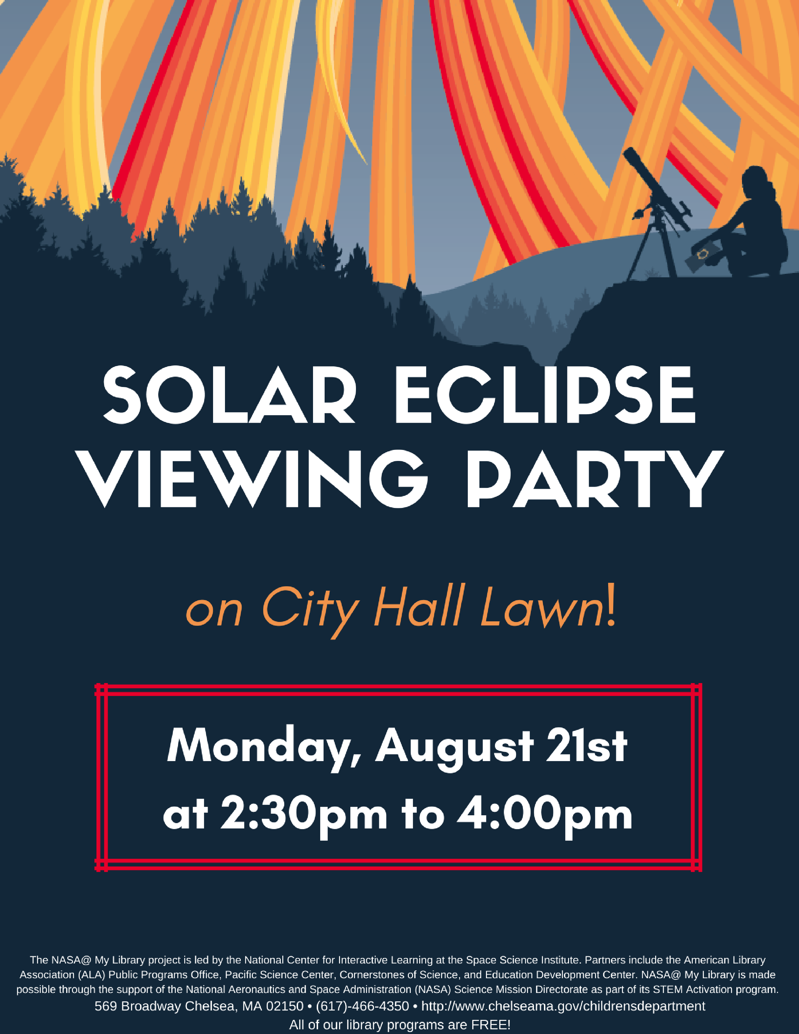 solar eclipse event