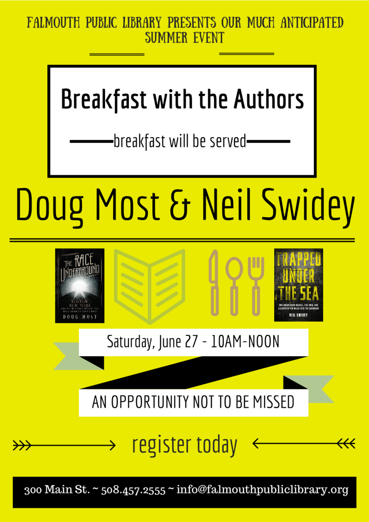 breakfast with authors