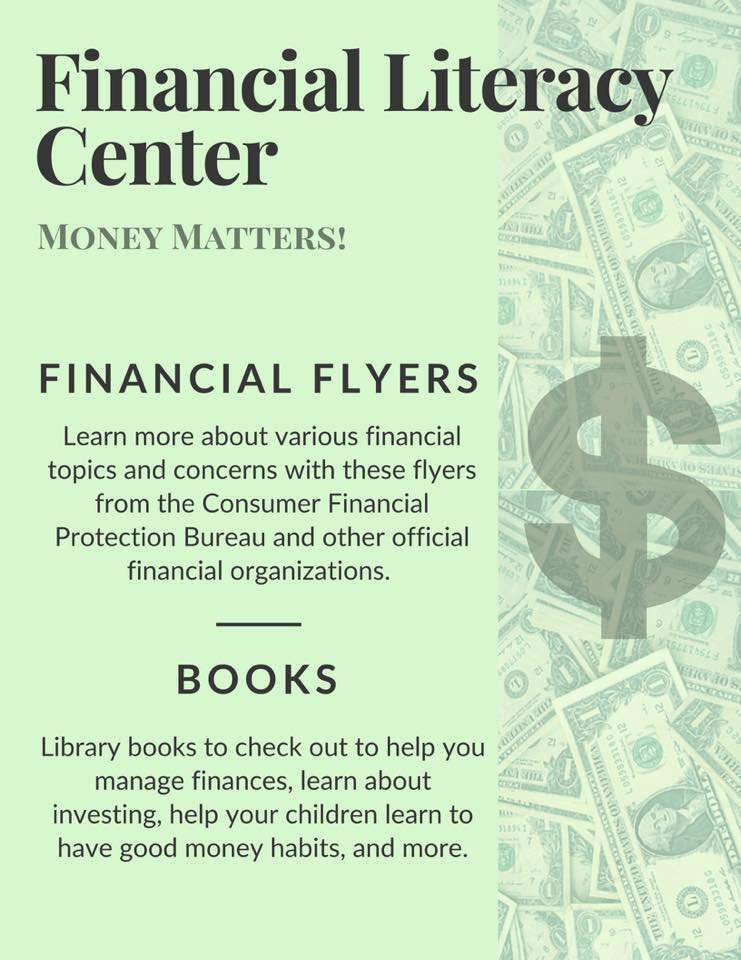 financial literacy center
