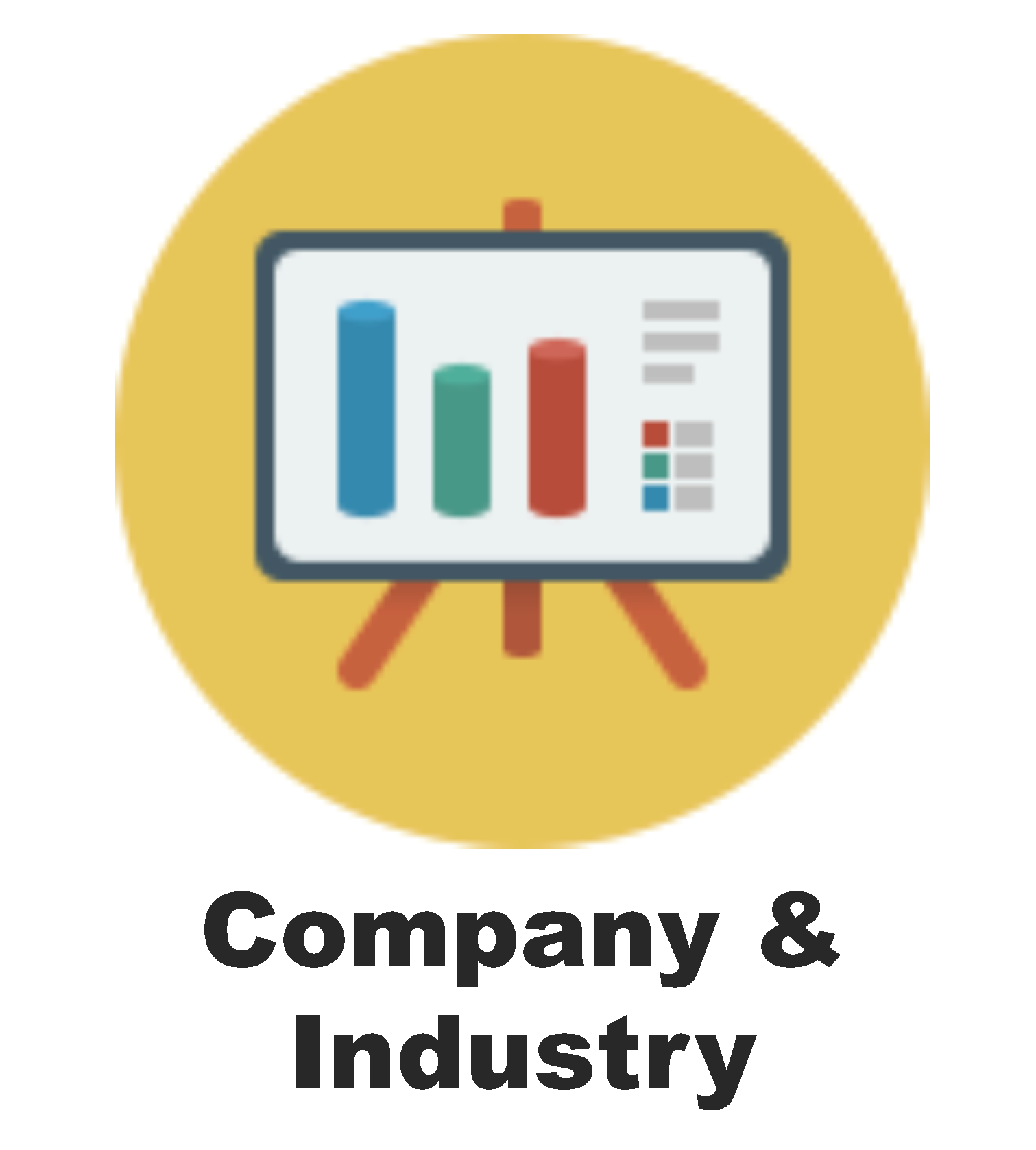 Company and industry information link