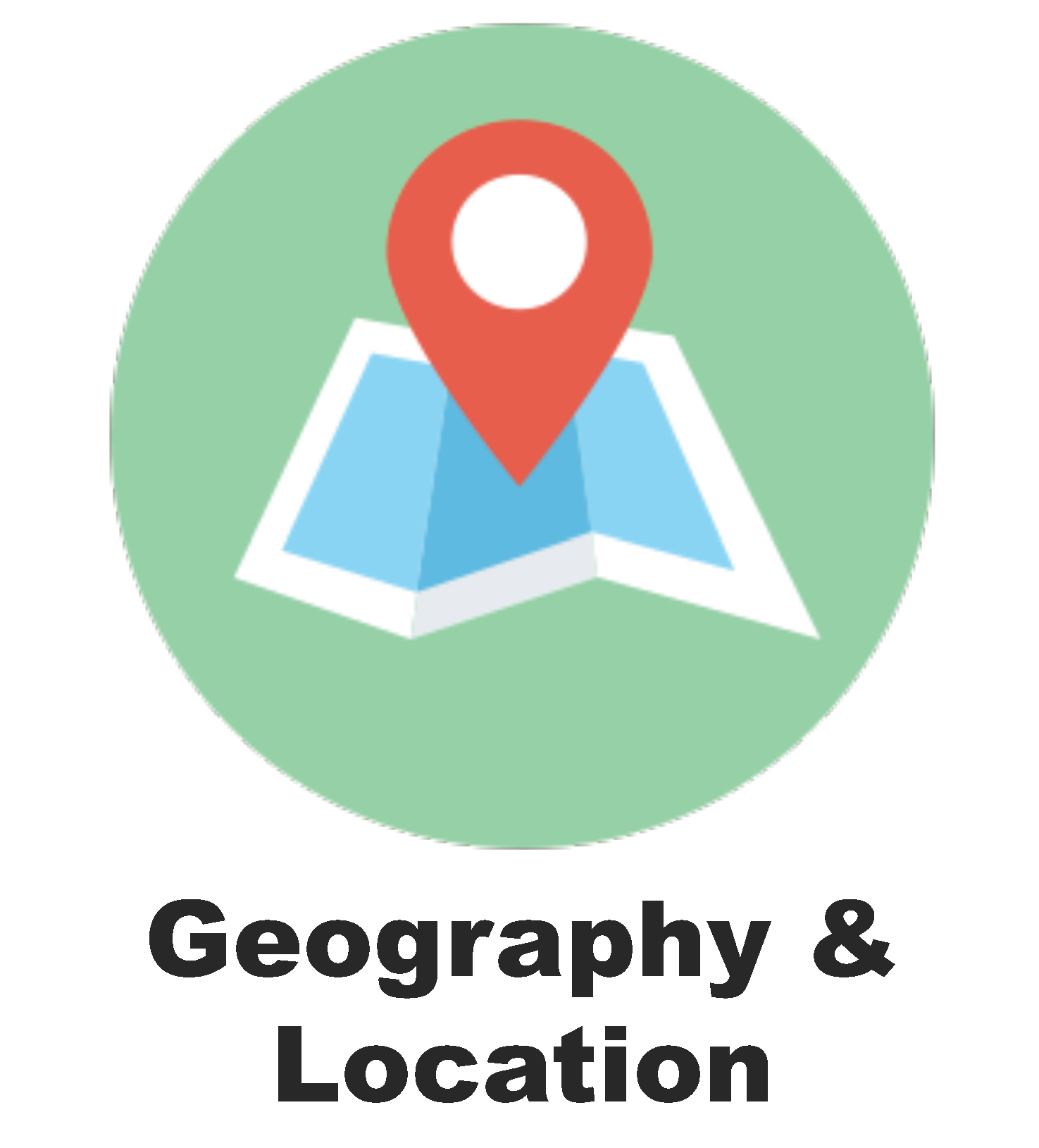 Geography and location link