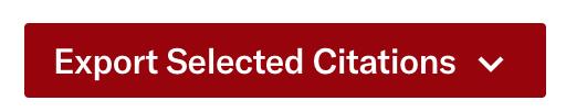 JSTOR export selected citations button