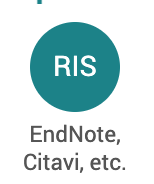 ProQuest EndNote button