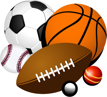 Image of sports balls