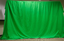 Green Screen Only - No Frame