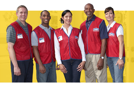 Lowe's Home Improvement Warehouse employees