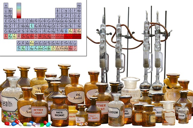 Periodic Table and medicine