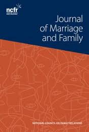 journal of marriage and family