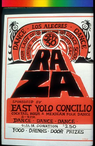 Raza Los Alegres Dance
