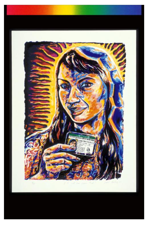 V.G. Got Her Green Card