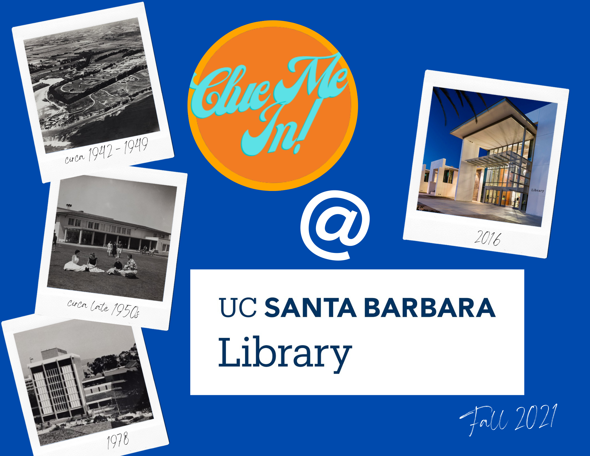 clue me in at ucsb library