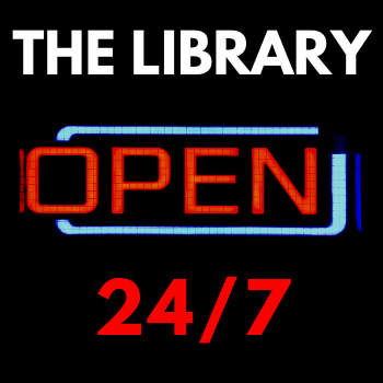 Five x Five: The 24/7 Library