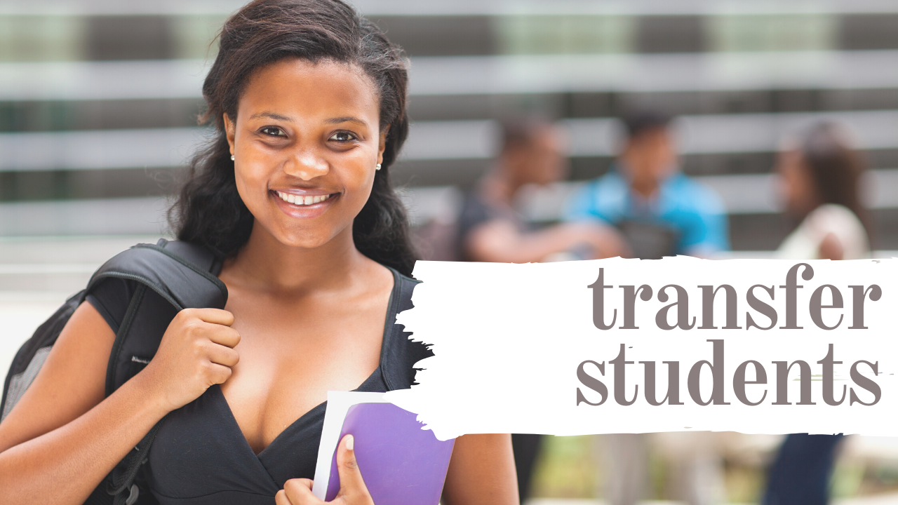 transfer student graphic