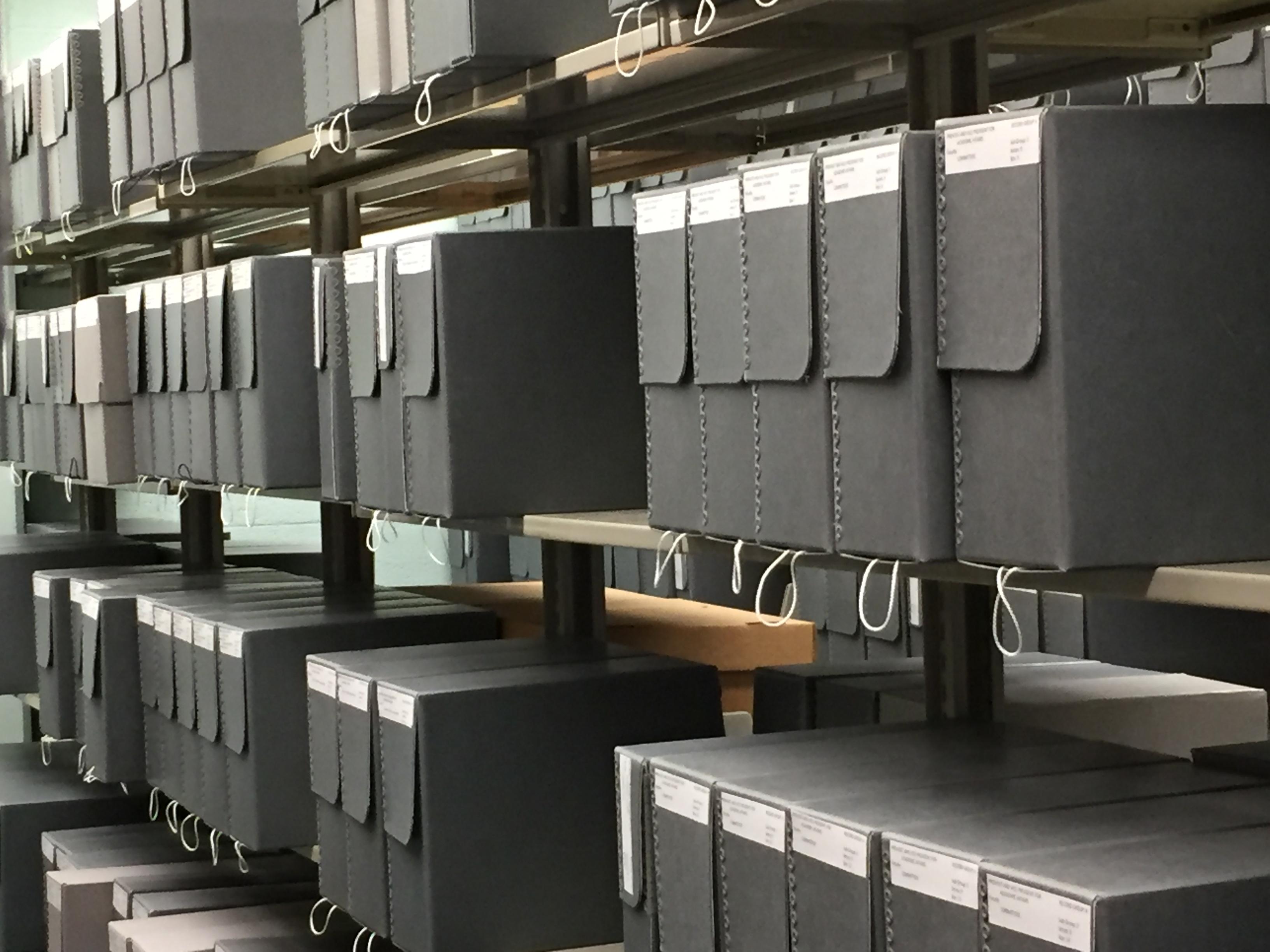 Archives storage
