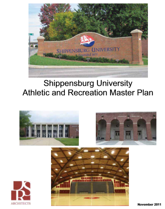Athletic and Recreation Master Plan 2011