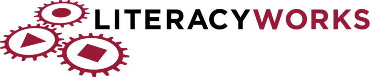 Literacy works logo