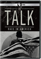 "Image: DVD Cover for ""The Talk: race in America"""
