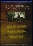 Image: DVD cover, Key Constitutional Concepts