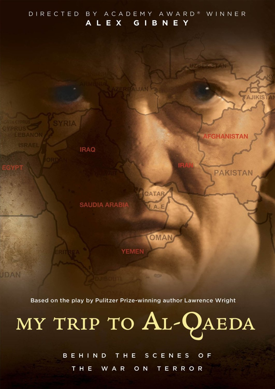 Image: Dvd cover for 'My Trip to Al-Qaeda'