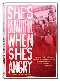 Image: DVD Cover 'She's Beautiful When She's Angry""