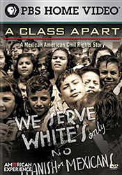 Image: DVD Cover of A Class Apart