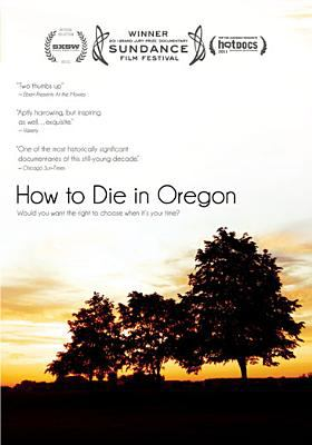 Image: DVD Cover, How to Die in Oregon