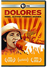 Image: DVD cover for video on Dolores Huerta