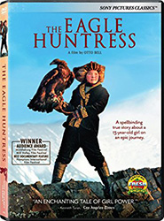 Image: DVD cover for Eagle Huntress