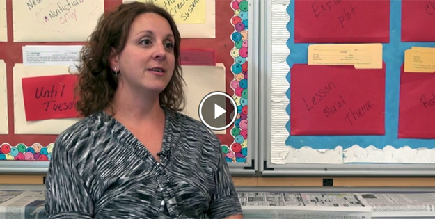 Image: Video on elementary teaching