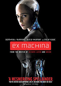 Image: DVD Cover Ex Machina
