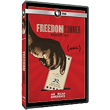 Freedom Summer DVD cover