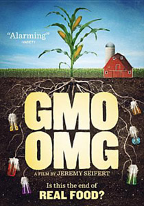 Image: DVD Cover for GMO OMG