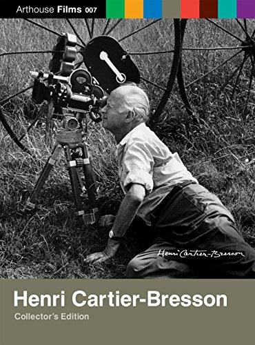Henri Cartier-Bresson DVD cover