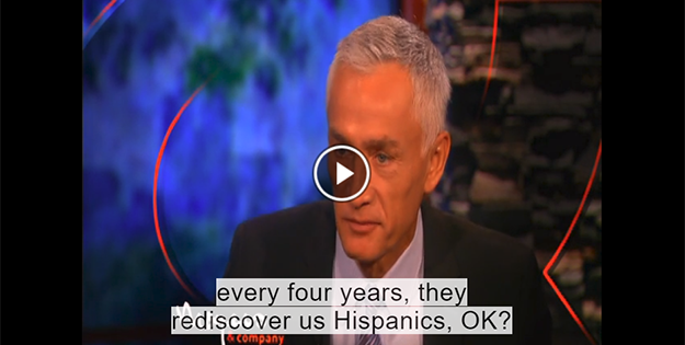 Image: Links to video on Hispanic America's Turn